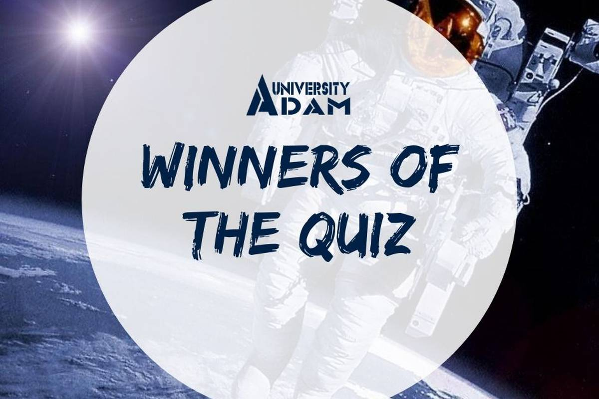 RESULTS OF THE QUIZ DEDICATED TO THE INTERNATIONAL DAY OF HUMAN SPACE FLIGHT